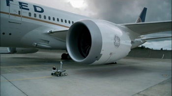 General Electric Jet Engine TV Spot, 'United Airplane' - Thumbnail 9