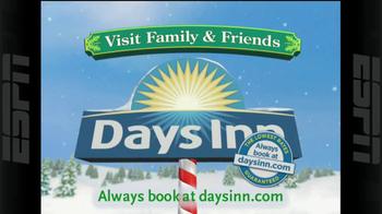 Days Inn TV Spot, 'Holidays: Save 20%' - Thumbnail 7