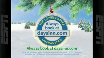 Days Inn TV Spot, 'Holidays: Save 20%' - Thumbnail 4