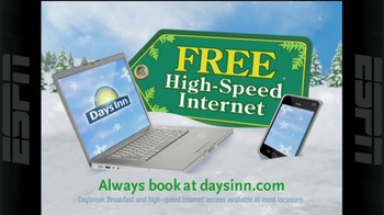 Days Inn TV Spot, 'Holidays: Save 20%' - Thumbnail 5