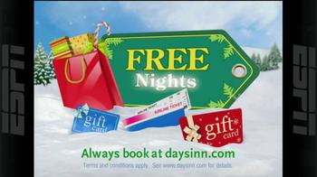 Days Inn TV Spot, 'Holidays: Save 20%' - Thumbnail 6