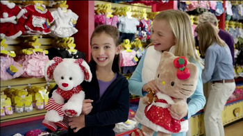 Build-A-Bear Workshop TV Spot, \'Holiday Cheer\'