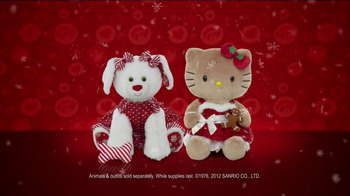 Build-A-Bear Workshop TV Spot, 'Holiday Cheer' - Thumbnail 5