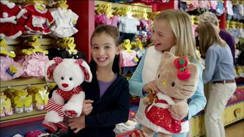 Build-A-Bear Workshop TV Spot, 'Holiday Cheer'