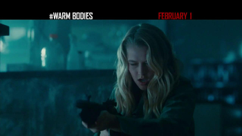 Warm Bodies - 1859 commercial airings