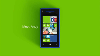 Windows Phone 8X by HTC TV Spot Featuring Andy Samberg - Thumbnail 1