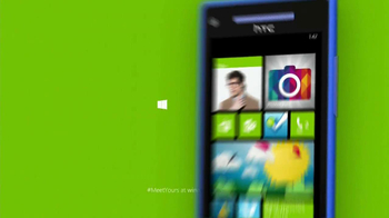 Windows Phone 8X by HTC TV Spot Featuring Andy Samberg - Thumbnail 10