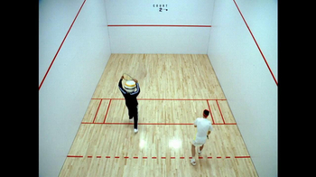 Jack in the Box TV Spot, 'Raquetball' - Thumbnail 1