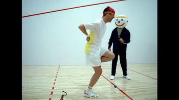 Jack in the Box TV Spot, 'Raquetball' - Thumbnail 10
