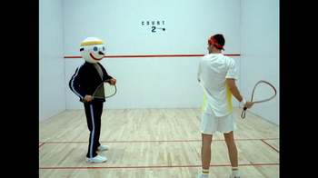 Jack in the Box TV Spot, 'Raquetball' - Thumbnail 2