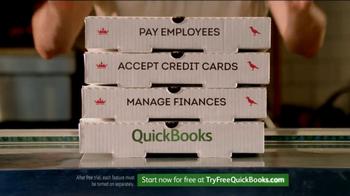 Intuit QuickBooks TV Spot, 'Pizza Guys' - Thumbnail 9