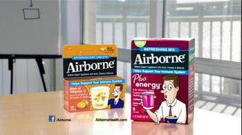 Airborne Plus Energy TV Spot  - Thumbnail 10