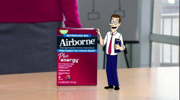 Airborne Plus Energy TV Spot  - Thumbnail 5