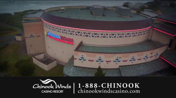 Chinook Winds Casino Resort TV Spot, 'Coast'  - 5 commercial airings