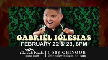 Chinook Winds Casino Resort TV Spot, 'Coast'  - Thumbnail 6