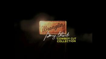 Wrangler George Strait Cowboy Cut Collection TV Spot Feat. George Strait - Thumbnail 8