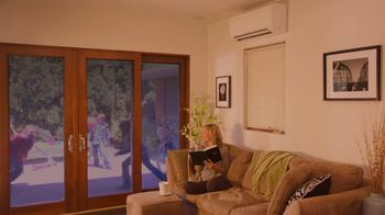 Mitsubishi Ductless Heating and Cooling TV Spot  - Thumbnail 4