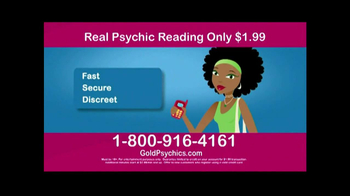 Gold Psychics TV Spot - Thumbnail 8