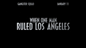 Gangster Squad - Alternate Trailer 2