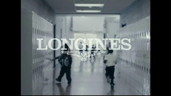 Longines TV Spot, 'One Day' Featuring Andre Agassi - Thumbnail 1