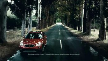 BMW X1 TV Spot, 'Become 1' Song by Patrick Riccitelli