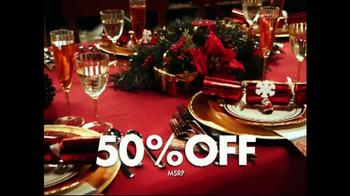 Party City TV Spot 'Holiday Tablewear' - Thumbnail 4