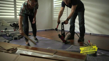 Lumber Liquidators TV Spot, 'Cat' - Thumbnail 6