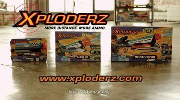 Xploderz TV Spot, 'Xploderz vs Foam' - 21 commercial airings