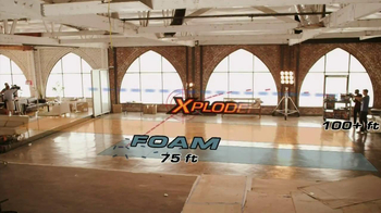 Xploderz TV Spot, 'Xploderz vs Foam' - Thumbnail 4