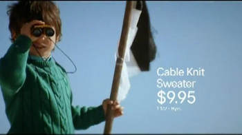 H&M TV Spot, 'Kids Sweaters' - Thumbnail 8