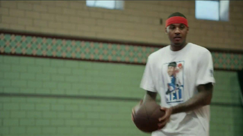 Kids Foot Locker TV Spot, 'Melo Dominates' Featuring Carmelo Anthony - Thumbnail 1