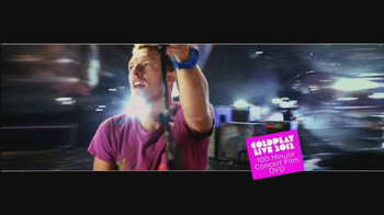 Coldplay Live 2012 TV Spot - Thumbnail 4