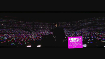 Coldplay Live 2012 TV Spot - Thumbnail 5