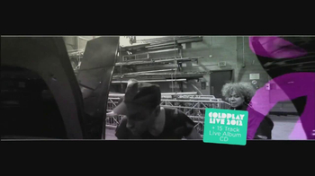 Coldplay Live 2012 TV Spot - Thumbnail 6