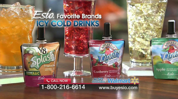 Esio Hot & Cold Beverage System TV Spot - Thumbnail 2