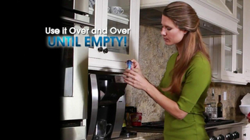 Esio Hot & Cold Beverage System TV Spot - Thumbnail 4