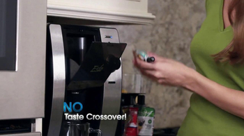 Esio Hot & Cold Beverage System TV Spot - Thumbnail 6
