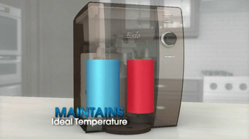 Esio Hot & Cold Beverage System TV Spot - Thumbnail 7