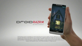 Motorola Droid Razr TV Spot, 'Grandma's House' - Thumbnail 9