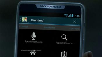 Motorola Droid Razr TV Spot, 'Grandma's House' - Thumbnail 2
