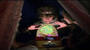 Crayola Glow Dome TV Spot, 'Make it Glow and Spin' Song by Rachael Goodrich