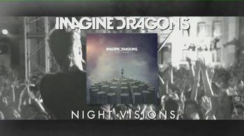 Imagine Dragons 'Night Visions' TV Spot