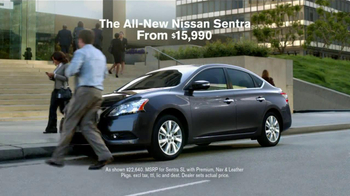2013 Nissan Sentra TV Spot, 'Who's This' - Thumbnail 9
