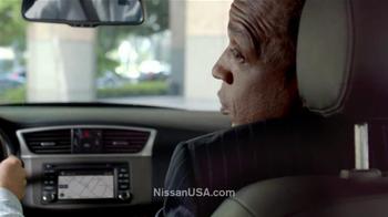 2013 Nissan Sentra TV Spot, 'Who's This' - Thumbnail 4