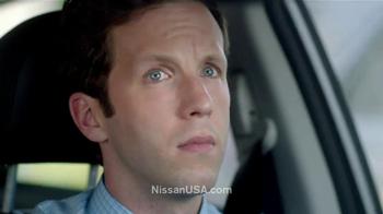 2013 Nissan Sentra TV Spot, 'Who's This' - Thumbnail 6