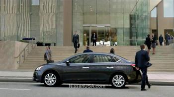 2013 Nissan Sentra TV Spot, 'Who's This' - Thumbnail 7