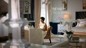 Revlon Colorstay Whipped Creme Makeup TV Spot Featuring Halle Berry - Thumbnail 1
