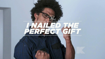 Kmart TV Spot, 'The I Nailed The Perfect Gift' Song by Asia Bryant