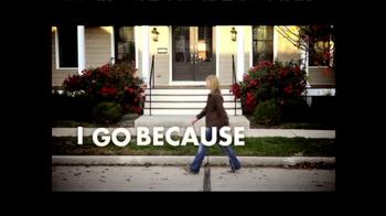 Boys Town TV Spot, 'I Go Because'