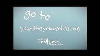 Boys Town TV Spot, 'I Go Because' - Thumbnail 7